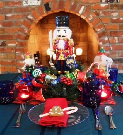 Nutcracker Sweets Party Pinching Christmas Party Ideas
