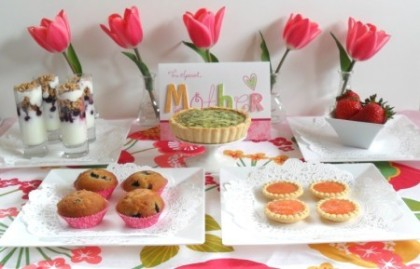 easy mother's day brunch, mother's day brunch ideas