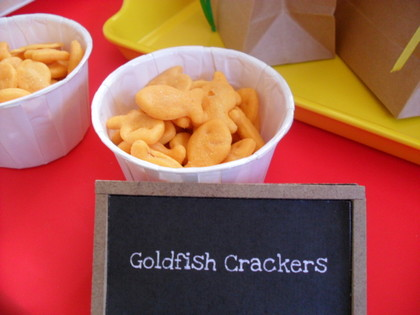 goldfish crackers, Back to school snacks, school snacks, back to school party, teacher's gifts, teacher appreciation