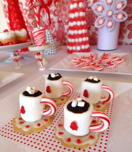 Christmas Dessert Table -SWEET DREAMS! - Party Planning - Party Ideas ...
