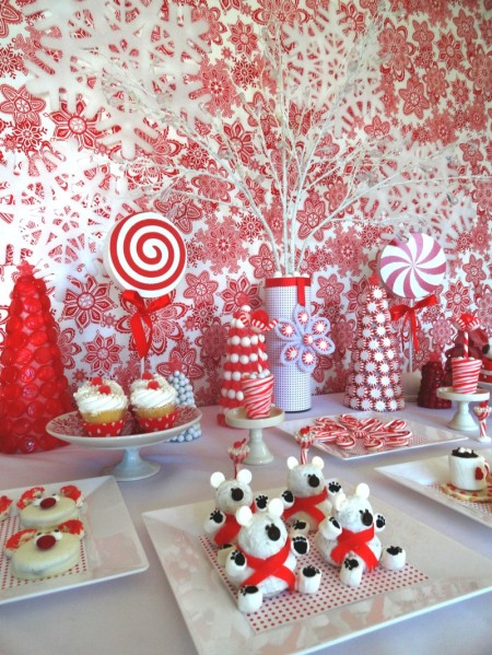 Cute Christmas Desserts Image Search Results