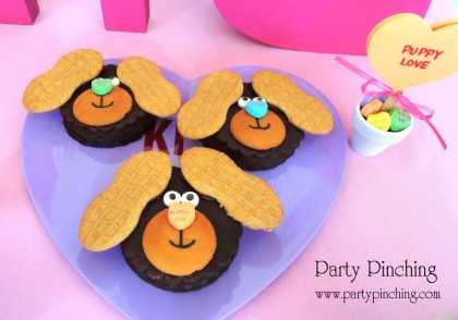 cute food, moon pie doggy, puppy love moon pies, cute moon pies, dog cookies, cute dog cookies