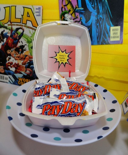 Big Bang Theory Party, Penny's Payday