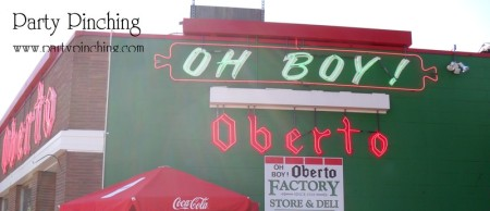 Oh Boy Oberto's, Seattle theme party