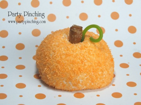 hostess snoballs, pumpkin sno ball, pumpkin cupcake, cute pumpkin, halloween sno ball, glo ball