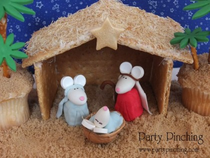 nativity cake, cute nativity, nativity cake, cute nativity cake, christmas cake, cute christmas cake