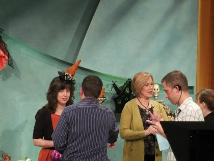 Norene Cox, Party Pinching, Margaret Larson, New Day Northwest, KING 5
