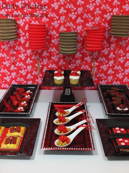 New year party ideas photograph new year party ideas chin for Asian party decoration