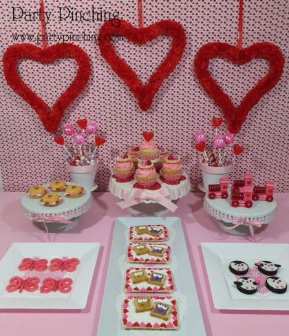 valentine party ideas, valentine's day dessert ideas, valentine's dessert for kids, valentine treats for kids, children valentine's day party