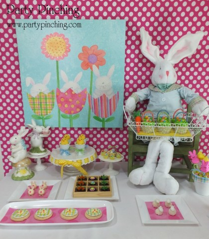 Easter Bunny Bash - Party Planning - Party Ideas - Cute Food ...
