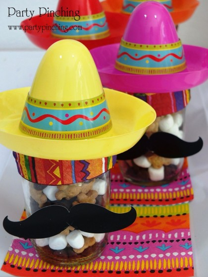 cinco de mayo ideas, fiesta party ideas, mexican s'mores, mexican s'mores mix, teddy grahams