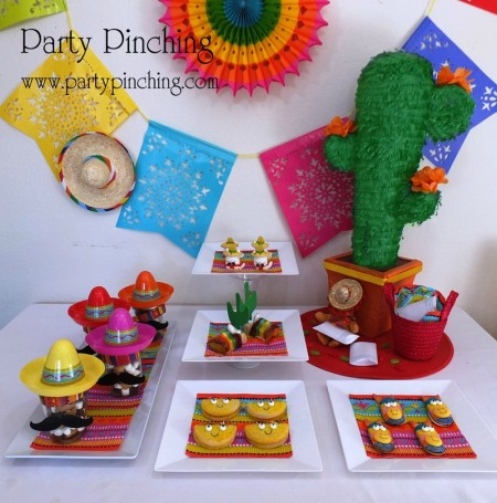 Party planning party ideas cute food holiday ideas for 5 de mayo party decoration