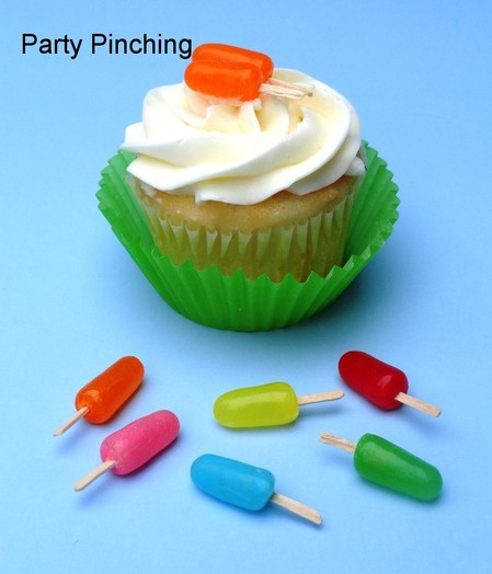popsicle cupcake, cute cupcake, popsicle cake topper, popsicle candy, cute popsicle, Mike and Ike