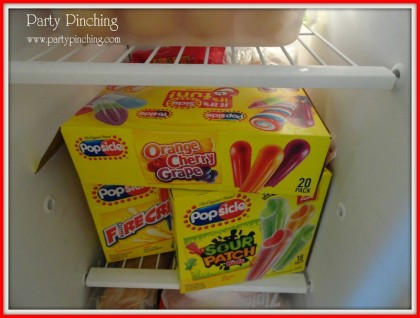 Popsicles, beat the heat Popsicles, freezer popsicle
