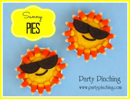 sunny pies, summertime pie, pudding pies, cutie pies, cute pies, sunshine pies