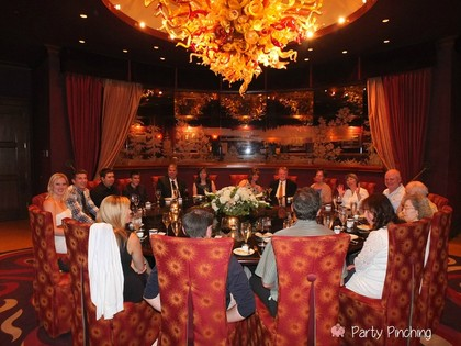 Tulalip Bay restaurant, 25th anniversary party, silver anniversary party, 25th anniversary ideas, 25th anniversary dinner