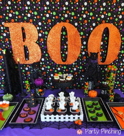 kids halloween party, cute halloween party ideas, kids halloween party ideas, halloween treat ideas, cute halloween dessert ideas, easy halloween desserts