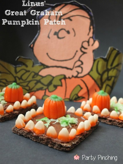 easy halloween cookie, pumpkin patch cookie, linus great pumpkin cookie