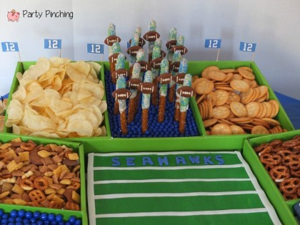 snack stadium, food stadium, food football stadium, super bowl snack stadium, seahawk stadium, football food stadium ideas,  seattle seahawks