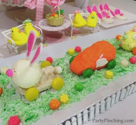 easter dessert ideas, easter desserts for kids, easter cute desserts,