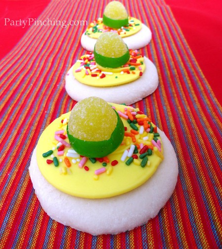 cinco de mayo idea, cinco de mayo cookie, sombrero cookie, fiesta cookie, cinco de mayo dessert, cinco de mayo treats, mexican cookie, fiesta desserts, fiesta party ideas