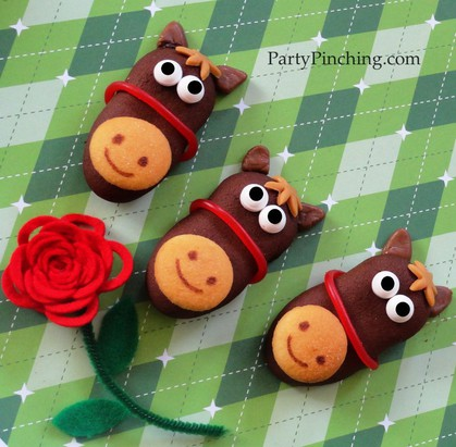 kentucky derby cookies, kentucky derby dessert, horse cookies, barnyard cookies, toy story cookies, bullseye cookies, kentucky derby party , kentucky derby ideas