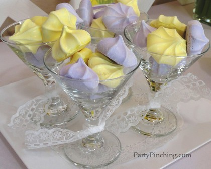 Mother's Day ideas, Mother's Day dessert ideas, pastel meringue cookies, mother's day desserts