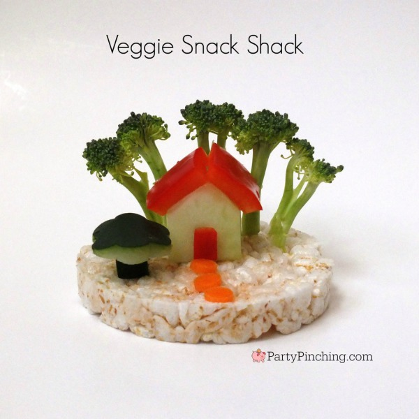 veggie snack shack, vegan snack for kids, gluten free snacks, cute veggies, food art, cute snack for kids, vegetarian snack for kids, party pinching