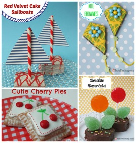 Little Debbie Spring Snacks by PartyPinching.com