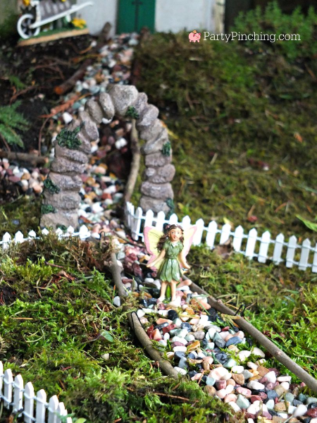 fairy garden ideas, theme fairy garden