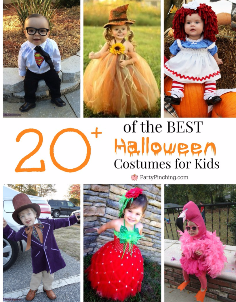 Best Halloween costumes for kids baby costumes DIY kids costumes easy kids costumes  sc 1 st  Party Pinching & Best Halloween costume ideas kids toddlers babies infants pets DIY ...
