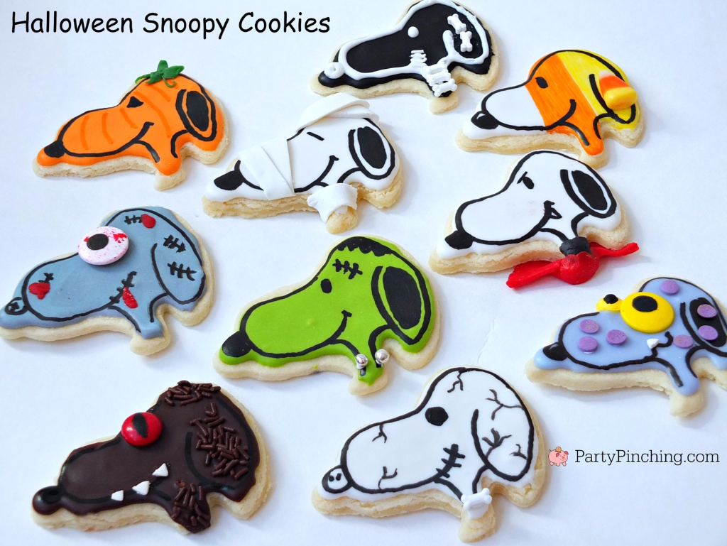 Great Pumpkin Charlie Brown, Halloween party ideas, , Snoopy, Linus, Lucy, 50th Anniversary Great Pumpkin, Great Pumpkin pudding cups, Beagle flying ace, Snoopy cookies, Peanuts gang