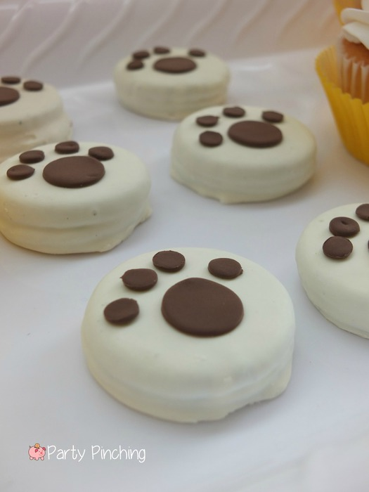 Dog Party Theme Puppy Party Theme Ideas Dog Food