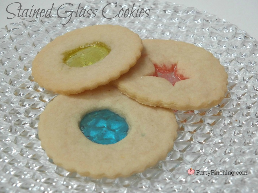 Stained Glass Cookies Christmas Cookie Ideas Christmas Treats