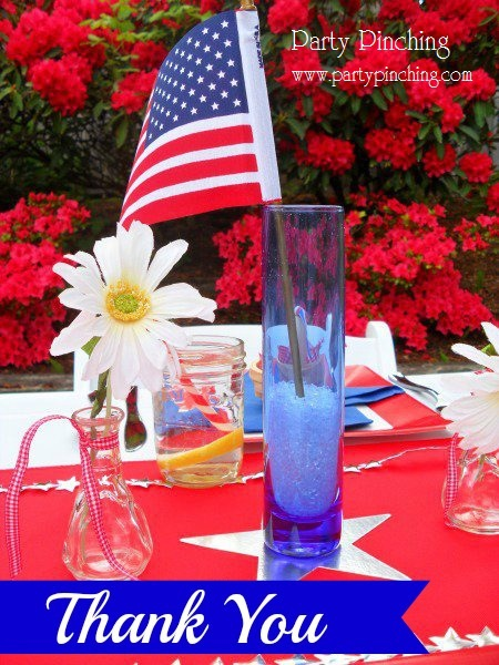 Memorial day weekend party pinching for Memorial day weekend ideas